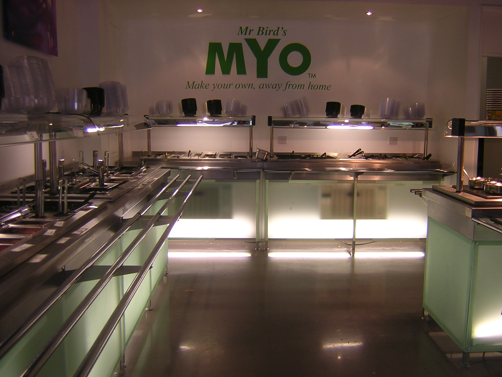 MYO Glasgow, Edinburgh and Stock Exchange, London